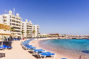 Sunrise Holidays Resort in Hurghada