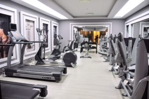 Sunrise Holidays Resort fitnessruimte