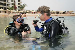 Sunrise Holidays Resort duiken