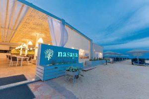 Sunrise Holidays Resort buitenrestaurant